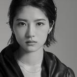 若月佑美、ショートカットのニュービジュアルを披露 オフィシャルサイトのデザインを一新