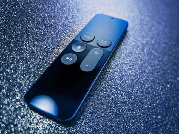 Apple TVのリモコン
