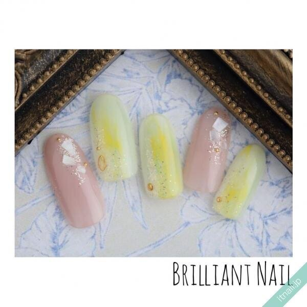 Brilliant Nailが投稿したネイルデザイン [photoid:I0089160] via Itnail Design (639865)