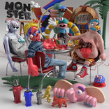 TENDOUJI、4年ぶりのアルバム『MONSTER』アートワーク&トラックリスト公開!