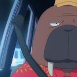 『オッドタクシー』冒頭3分映像公開 タクシー配車アプリ「GO」とのコラボも