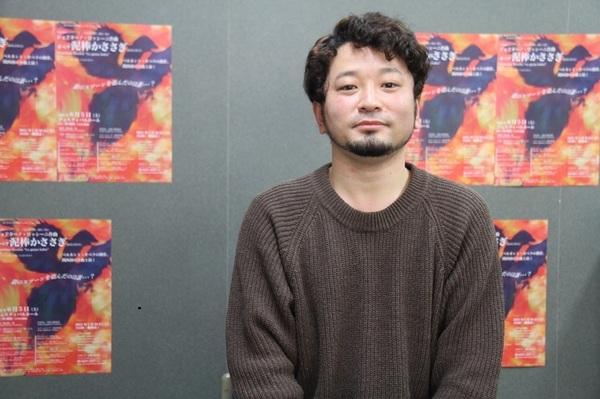 ジャンネット 小堀勇介(テノール)     (C)H.isojima