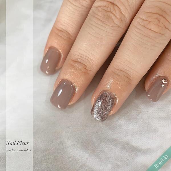 Nail fleurが投稿したネイルデザイン [photoid:I0089971] via Itnail Design (639185)