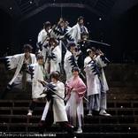 ミュージカル『薄桜鬼 真改』相馬主計 篇 開幕 舞台写真、キャストコメントが到着