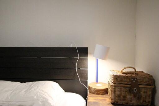 リフォーム後の寝室