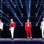 SHINee、約3年ぶり単独コンサートで120ヶ国約13万人を魅了 7thフルアルバム『Don't Call Me』から新曲も披露