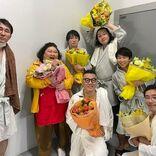 北山宏光&佐藤勝利『でっけぇ風呂場で待ってます』クランクアップ、オフショットも到着