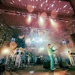 Lucky Kilimanjaro、チケット完売の野音ワンマンライブレポ到着「2021年の初ライブ、みんなと踊れて楽しい」
