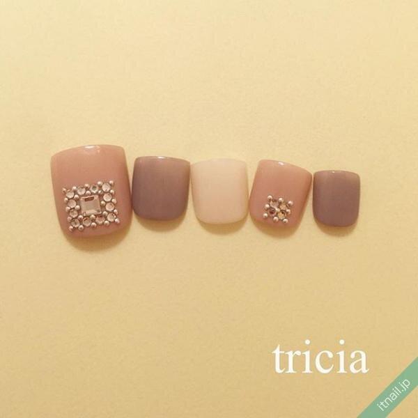 triciaが投稿したネイルデザイン [photoid:I0000299] via Itnail Design (640152)