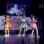 『Happy Around! 2nd LIVE みんなにハピやね♪』初の大阪ライブで初披露曲を連発、『Animelo Summer Live 2020-21 -COLORS-』の出演決定発表に涙