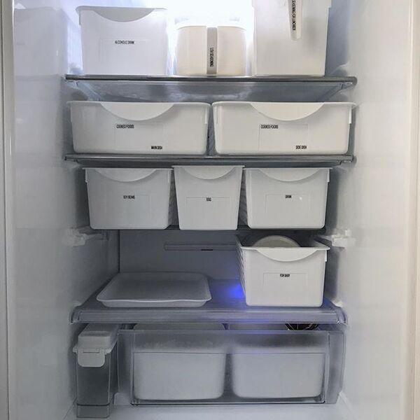 冷蔵庫メイン収納2