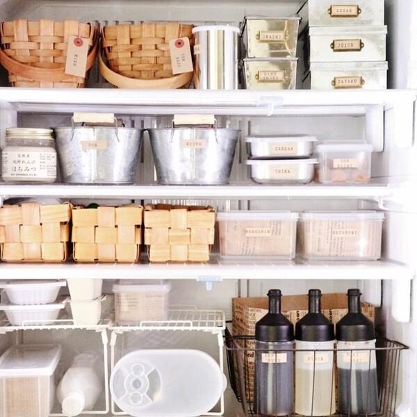 冷蔵庫メイン収納4