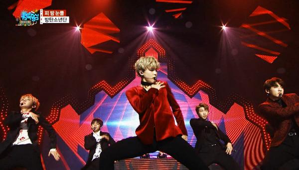 ショー!K-POPの中心(C)MBC