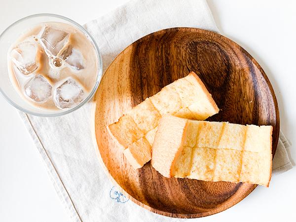 発酵バターの風味とコクをしっかり堪能