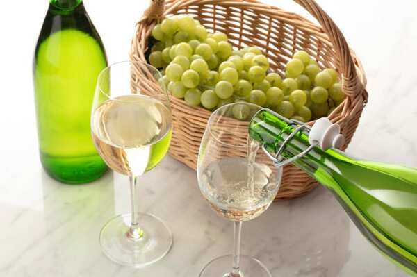 樽出し生ワイン リースリング種(白)