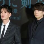 佐藤健、『るろ剣』IMAX上映は「マッケンのまつ毛ばっかり見ていた」