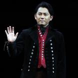今井翼、復帰後初主演舞台が開幕「毎日心尽くしたい」マッチ&東山からは初日祝い
