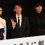 佐藤健 映画「るろ剣」集大成は「IMAX一択」