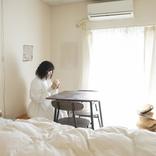 美容師が暮らすナチュラルに統一された18㎡ワンルーム。限られた空間を広く使う工夫とは?(世田谷)|みんなの部屋