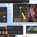 YouTubeをカスタマイズできる、拡張機能「Improve YouTube!」