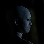 """松井玲奈が「死というものについて何度も考えた(笑)」 映画『ゾッキ』白塗りスキンヘッド姿の""""幽霊のような女""""メイキング映像を解禁"""