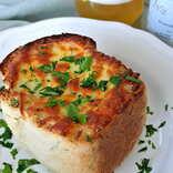 【簡単アレンジレシピ】あまったカレーやシチューでお手軽♪ 卵とろ~り「パングラタン」