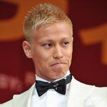 サッカー・本田圭佑の新天地デビュー戦に辛辣な声「自分のこと過大評価しすぎ」