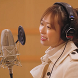 福原遥が公式YouTubeチャンネルにて甘酸っぱい恋の定番曲『CHE.R.RY』を歌ってみた!