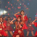 SKE48高柳明音 卒業コンサート、笑顔で「羽ばたかせていただきます!!」