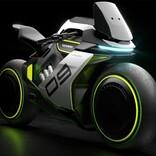 セグウェイが水素を使ったEVバイクを作るって? その名は「Segway APEX H2」