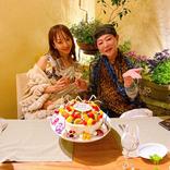 """美川憲一、46歳BDを迎えた""""親友""""神田うのをお祝い"""