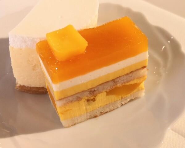東京・池袋、東京駅スイーツ店「BUTTER STATE's」マンゴーづくしの南国ケーキ パッション風味
