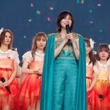 松井珠理奈「大好き!幸せ!ありがとう!!」 感激の卒業コンサート  夜公演ではライブ中にヘアカットするサプライズも