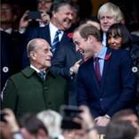 ウィリアム王子、フィリップ王配への追悼文を発表「楽しい時も辛い時もそこにいてくれた」