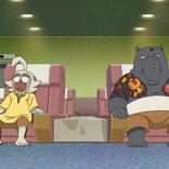 タクシー強盗!? オリジナルアニメ『オッドタクシー』第3話のお客様は