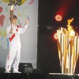 EXILE TETSUYA 「テンション上がりすぎた」聖火リレーで踊りながら走る笑衝パフォ披露