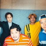 TENDOUJI、4年ぶりアルバム『MONSTER』からROY (THE BAWDIES)を迎えた「CRAZY feat.ROY (THE BAWDIES)」を先行リリース