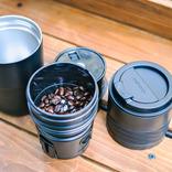 いつでも挽きたて淹れたてを楽しめる水筒サイズの携帯コーヒーメーカーを使ってみた