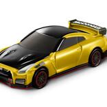マックのハッピーセット、「GT-R NISMO」ゴールド仕様がひみつのおもちゃに