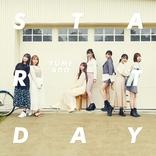 夢アド 7名体制初のシングル『START DAY』のMVとジャケ写を公開  山口はのん「新たなスタートとなる私達に相応しい楽曲」