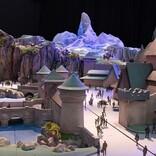 TDS新テーマポートのイメージ模型公開 『アナ雪』『ラプンツェル』などの世界表現