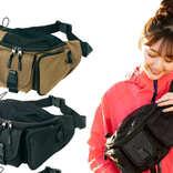普段使いもできちゃう!【ワークマン】で買える「多機能バッグ」はこれ!