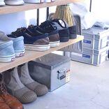 今より暮らしやすくなる!《靴の収納方法》や家事が楽になるアイデア