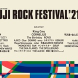 『フジロック』、RADWIMPS、King Gnu、電気グルーヴ、マンウィズら第一弾出演アーティスト発表