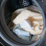 洗剤なしでも衣類を消臭・除菌! 約300回使えるKEYUCA 「洗たく三角マグちゃん」