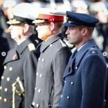 ウィリアム王子とヘンリー王子、葬儀前では従兄を挟んで歩くことに「現実的な決断」
