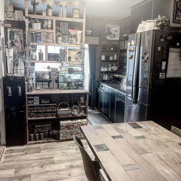ラブリコ棚を活用したファミリー向け収納アイデア