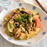「地元飯」を自宅で再現! みんなのローカルレシピ 第5回 栃木県民なら知ってる?「じゃがいも入り焼きそば」