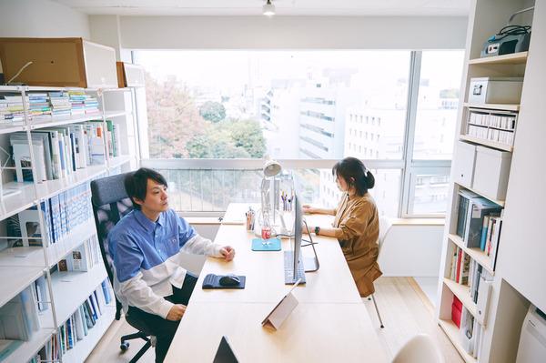 東京都文京区湯島に住む建築家夫婦の1LDKリノベーションマンション