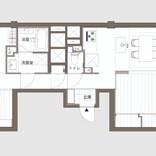 「田」の字型に仕切る建具で変身するリビング。変化に柔軟に対応する建築家夫婦の住まいとは?(湯島)|みんなの部屋